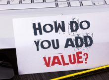 How Do You Add Value