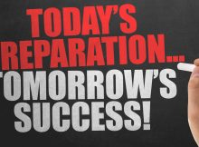 Today's Preparation...Tomorrow's Success