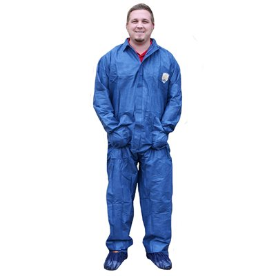 ShuBee® TriShield® Coverall