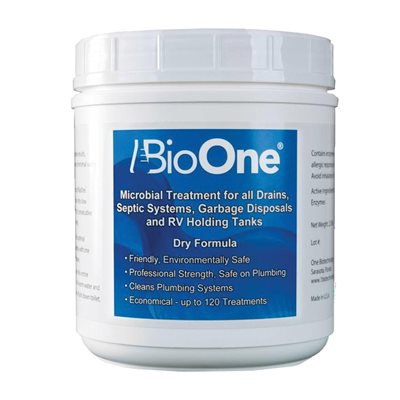 BioOne® Powder Septic Treatment