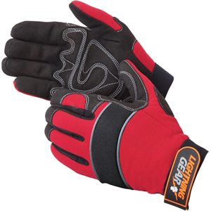 Crimson Warrior Mechanic Glove
