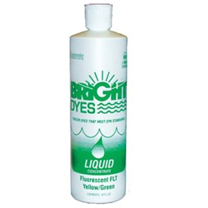 Liquid Dye Concentrate, Green
